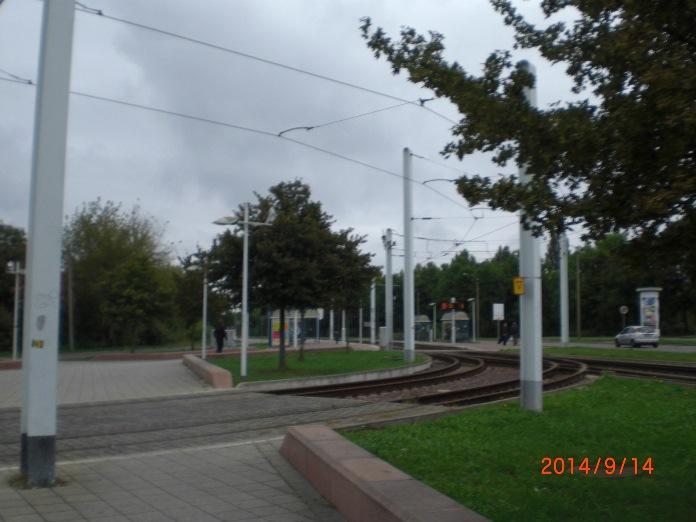 Rennbahnkreuz